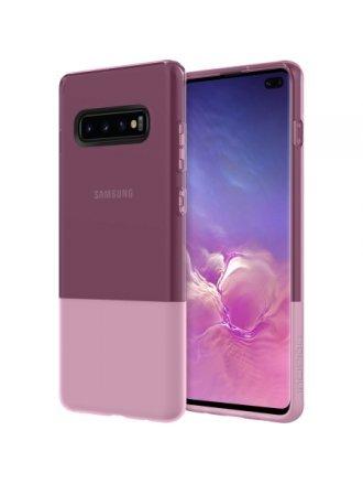 Incipio NGP Flexible Shock Absorbent Case for Samsung Galaxy S10+ (Fuchsia Pink)