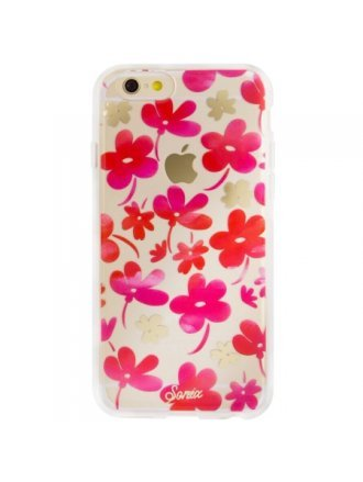 """Sonix Apple iPhone 6 / 6S (4.7"""") Clear Coat Case Cover Red Flowers"""