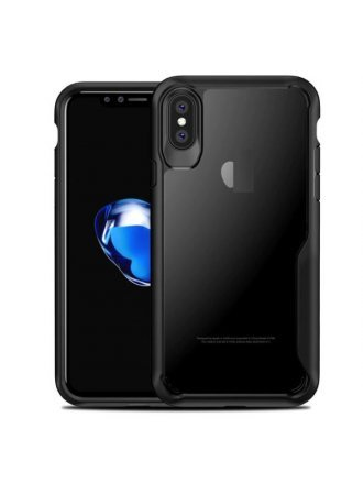 Apple iPhone XS Max Case Max Clear Black