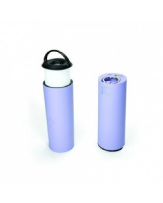 ENERGY GUARD TORCH WITH 5600 MAH POWERBANK IN LAVENDER