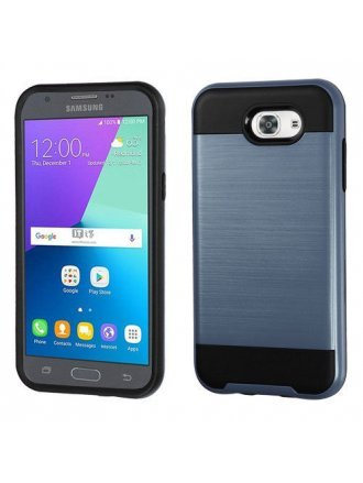 LG Aristo Brushed Metal BLUE