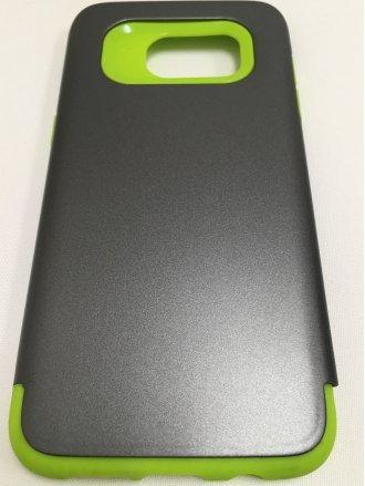 Samsung S7 Edge  ARMOR CASE gray green