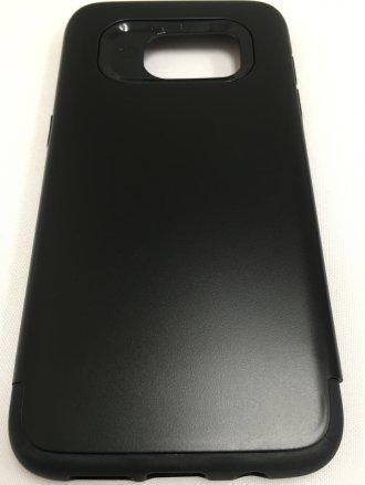 Samsung S7 Edge  ARMOR CASE black black