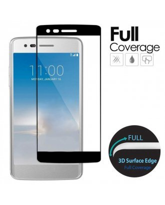 ALCTEL A30 FULL COVER BLACK