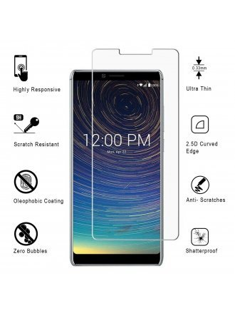 Coolpad Legacy 2.5D CLEAR TEMPERED GLASS