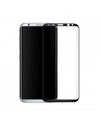 J7 PRIME FULL COVERED TEMPERED GLASS BLK