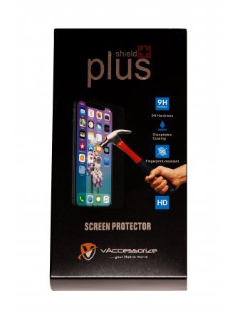 Revvl 4 plus 2.5D 0.3mm Tempered Glass